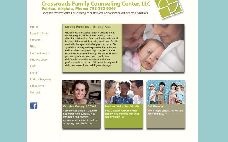 Crossroads Family Counseling Center