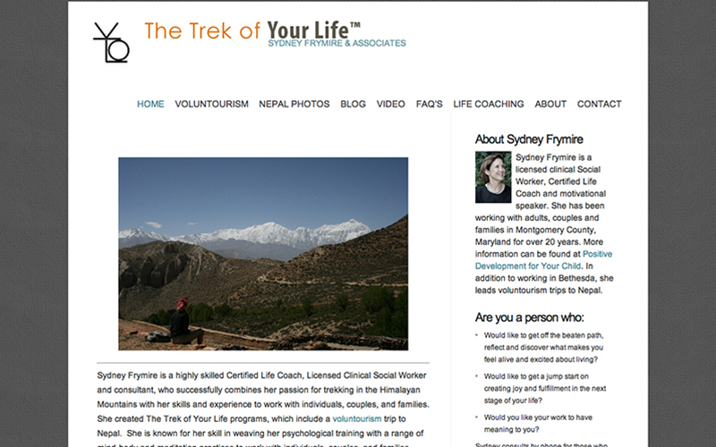 The Trek of Your Life